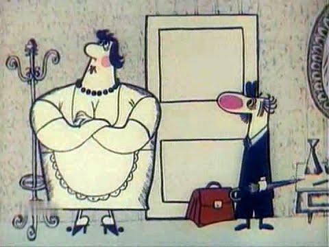 МЕЛОЧИ ЖИЗНИ Мультфильм советский  для взрослых смотреть онлайн