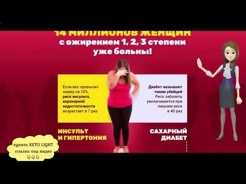 Как быстро похудеть упражнения Keto Light  #цена #отзывы #похудение.