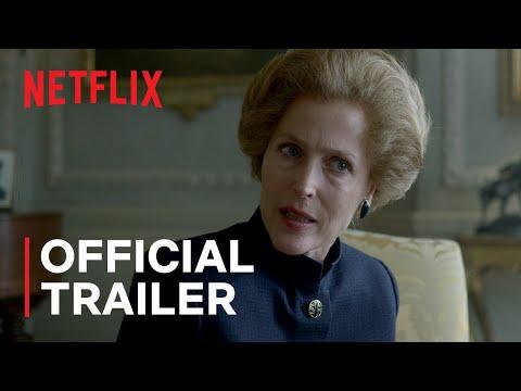 The Crown Season 4 | Official Trailer | Netflix