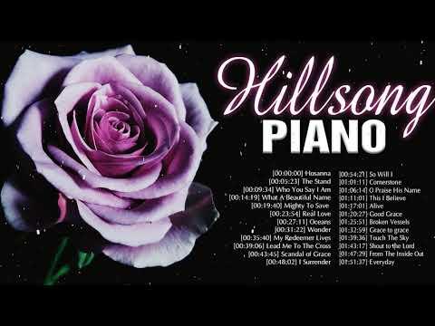 Inspiring Hillsong Worship Prayer Piano Music 2021