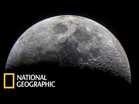 Загадки Луны   С точки зрения науки (National Geographic)