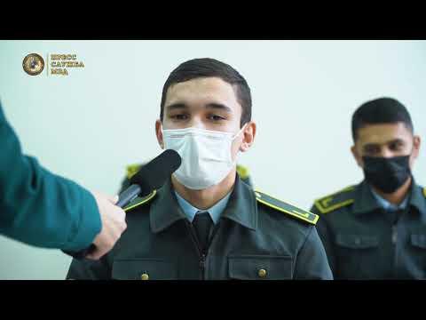 Конституция куни муносабати билан ИИВ 1-сонли Тошкент академик лицейида тайёрланган байрам дастури