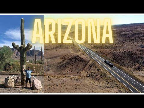 Отпуск в Аризоне #3. Как я взял отпуск в компании, город Финикс и дорога домой.