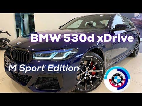 BMW 530d M Sport Edition /// БМВ 530d xDrive M Sport Edition