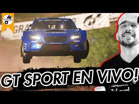 DOMINANDO la Escuela de Manejo de Gran Turismo Sport en VIVO!