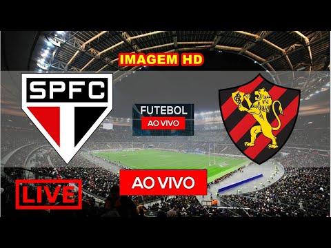 SÃO PAULO 1 X 0 SPORT AO VIVO | CAMPEONATO BRASILEIRO | 06/12/2020