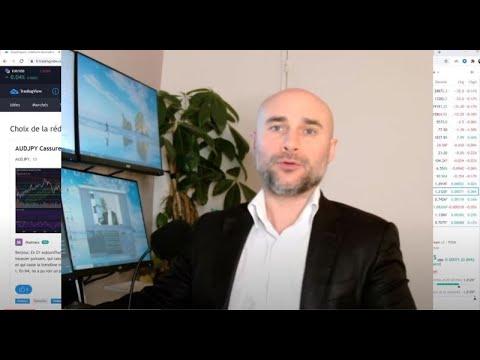 BOURSE Briefing - 07/12/20 (CAC40, Bitcoin, Forex, Or/petrole), 8h30 en direct avec Vincent Ganne