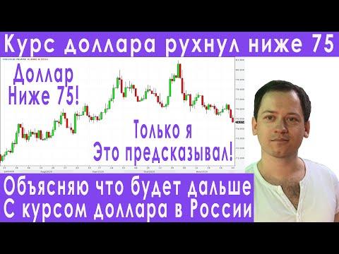 Обвал курса доллара мой прогноз реализовался прогноз курса доллара евро рубля валюты на декабрь 2020
