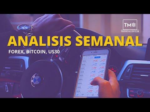 ⚡ Análisis Semanal - Bitcoin - Forex EUR/USD, GBP/USD, XAU/USD. (7 de Diciembre de 2020)