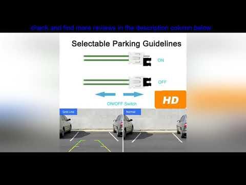 Review Freezzmi HD Car Brake Light Rear View Camera for Mercedes-Benz Sprinter W906 324H 524H/VW Cr