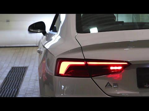 2016 Audi A5 2.0 TFSI Quattro S-tronic (249). ИДЕАЛЬНЫЙ АВТО ДЛЯ ДВОИХ! ОБЗОР.