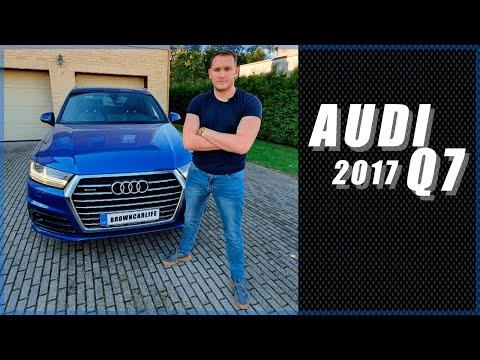 Обзор Audi Q7 2017 г.| премиум кроссовер для большой семьи