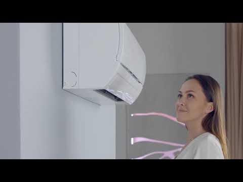 Кондиционер Classic Inverter  MSZ HR от Mitsubishi Electric подробный видео обзор