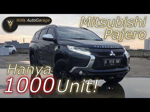 MITSUBISHI PAJERO SPORT SUPER LANGKA!!  Mitsubishi Pajero Sport Rockford Fosgate Review & TestDrive