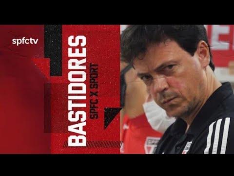 BASTIDORES COMPLETO: SÃO PAULO 1X0 SPORT | SPFCTV