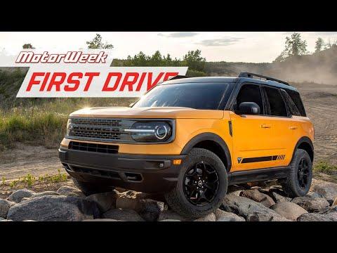 2021 Ford Bronco Sport   MotorWeek First Drive