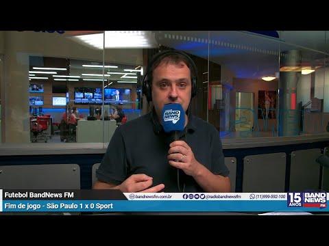 Arthur Covre analisa a vitória do São Paulo sobre o Sport