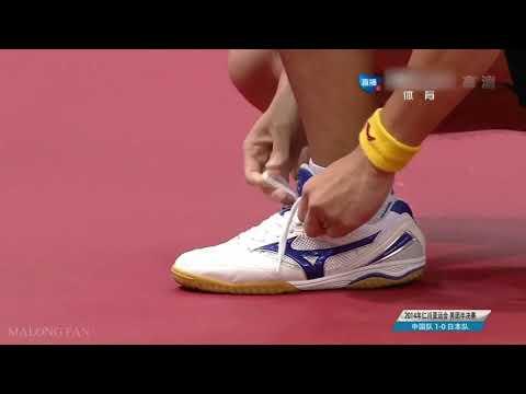 2014 Азиатские игры Xu Xin vs Jun Mizutani mens Asian Games  теннис table tennis tischtennis