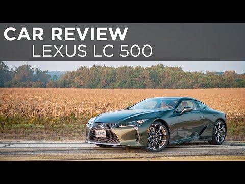 2021 Lexus LC500 | Car Review | Driving.ca