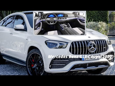 Mercedes Benz GLE Coupe2020 interior and exteriors luxury view review