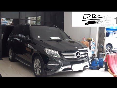 Review Mercedes benz GLE250D 2017