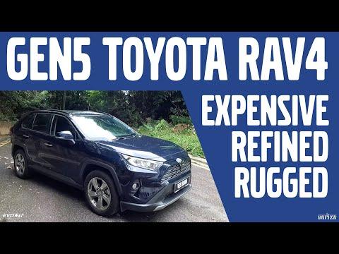 Toyota RAV 4 Very Closed Up Review | Evomalaysia.com