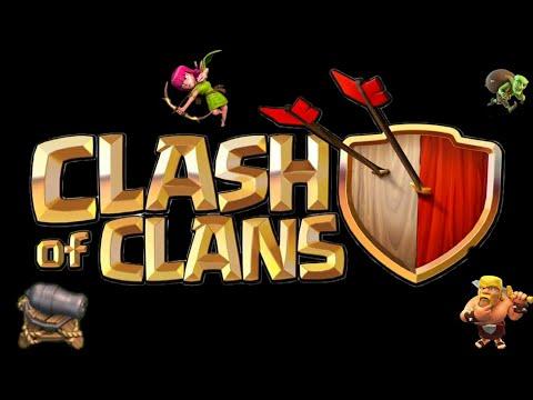 (clash of clans) хоть я не играл давно но крутая игра и дошли до 3 ратушы