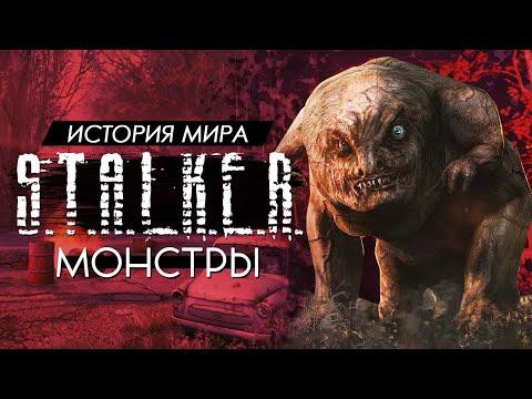 История мира СТАЛКЕР - Мутанты и Монстры [2]