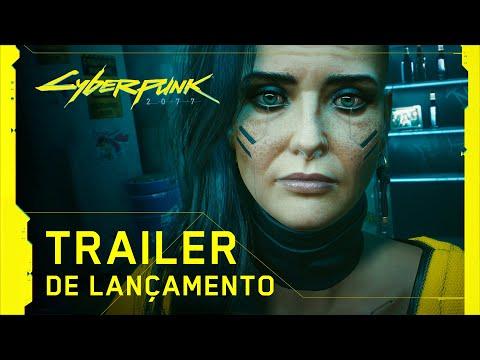 Cyberpunk 2077 — Trailer de Lançamento Oficial — V