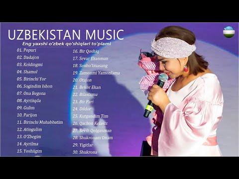 TOP 50 UZBEK MUSIC 2021    Узбекская музыка 2021    узбекские песни 2021 vol3