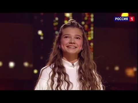 Мария Магильная в финале шоу «Ну ка, все вместе!»