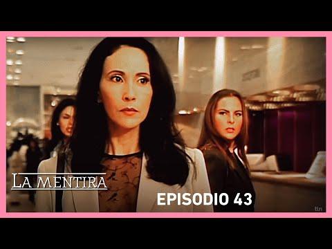 La Mentira: Miranda Montesinos regresa a la vida de Verónica   Resumen C 43