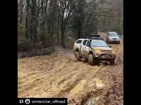 Mitsubishi L200 DD or Dirt Drift #Shorts