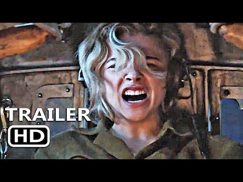 SHADOW IN THE CLOUD Official Trailer (2021) Chloë Grace Moretz Movie