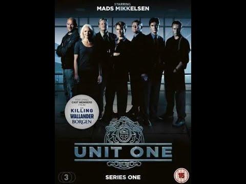 Первое подразделение 2 сезон 5 серия детектив триллер криминал боевик 2000 Швеция