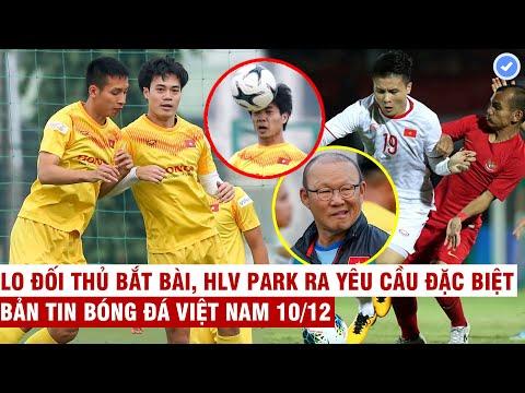 VN Sports 10/12   ĐTVN 'va chạm nảy lửa' trong buổi tập, Indo muốn soán ngôi vô địch của ĐTVN