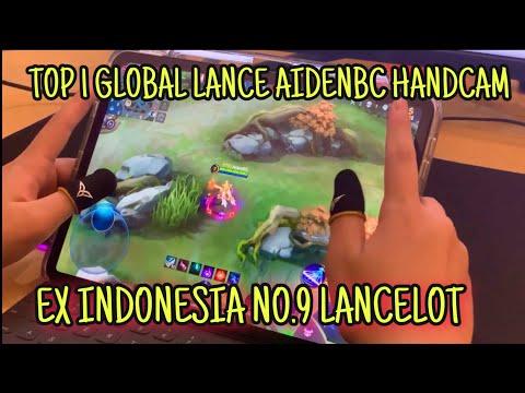 KECEPARAN 4 JARI AIDENBC PAKE LANCELOT DI SOLO RANK! AUTO FREESTYLEIN MUSUH! Gameplay #73 MLBB Indo