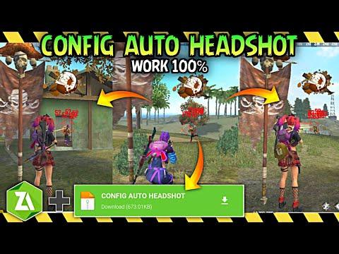 New Update Config Auto Headshot V1.56.3 Terbaru 2020‼️ CONFIG AUTO HEADSHOT ANTI BAN & WORK 72-100%