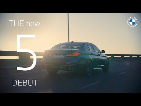 【BMW】ニューBMW 5シリーズ TVCM 「デビュー 篇」