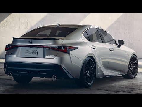 Introducing 2021 Lexus IS 350 F-Sport