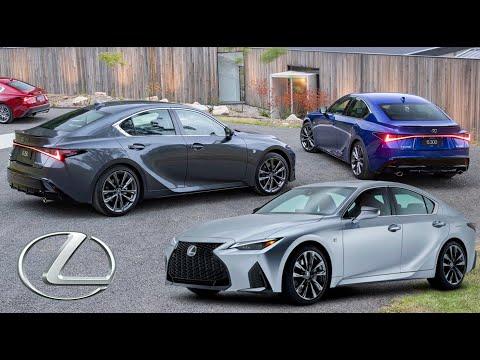 2021 Lexus IS - AU Spec