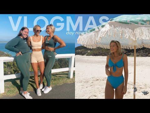 Byron Bay Girls Trip   VLOGMAS