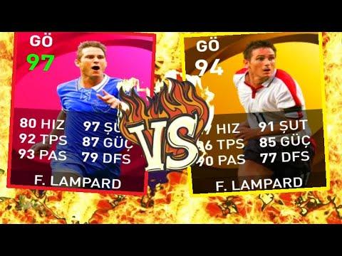 İCON LAMPARD VS LEGEND LAMPARD FRİKİK CHALLENGE !!! PES 2021 w/ @PES YANİ @eFootball PES