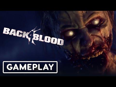 Back 4 Blood Gameplay   Game Awards 2020