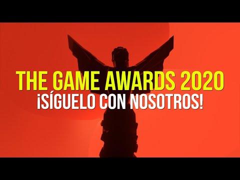 THE GAME AWARDS 2020 EN DIRECTO - sigue los premios con nosotros!