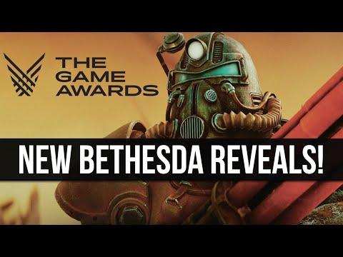 New Bethesda Reveals! - The Game Awards 2020 Live Breakdown & Analysis