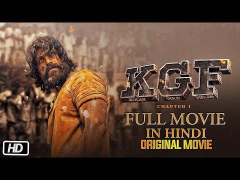 KGF FULL MOVIE IN HINDI I KGF SOUTH FULL HINDI DUBBED MOVIE 2020 I YASH KGF CHAPTER 1 IN HINDI 2020