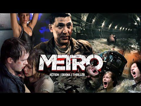METRO ll Action | Drama | Thriller ll Hindi Dubbed Movie ll Full Movie ll Panipat Movies