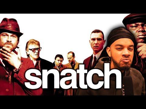 FILMMAKER MOVIE REACTION!! Snatch (2000) FIRST TIME REACTION!!