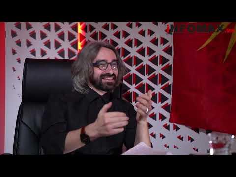 """""""Прашањето ми е следно..."""" - втора епизода, гостин Димитар Апасиев"""